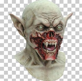 Mask Halloween Costume It Ghoul PNG