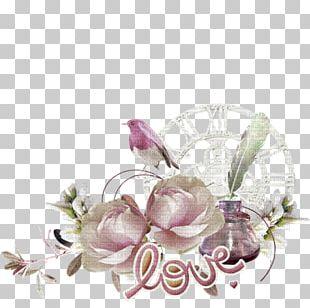 Floral Design Computer Cluster PNG