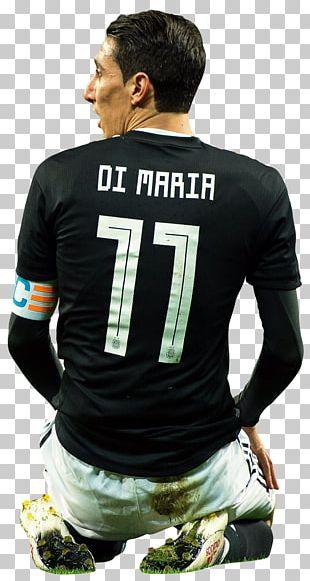 Ángel Di Maria Argentina National Football Team Paris Saint-Germain F.C. Jersey Football Player PNG