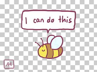 Sticker Bee Puppy Victon PNG