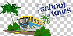 Bus Field Trip School Education Travel PNG