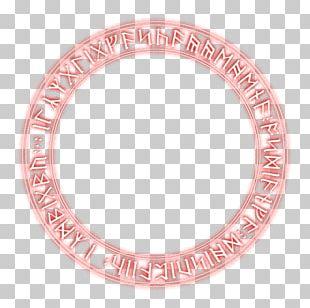 Magic Circle Black Magic Evocation PNG