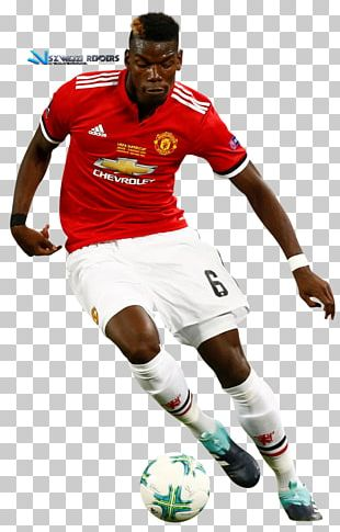 Paul Pogba Manchester United F.C. Football Player PNG