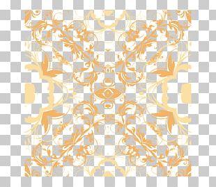 Flower Euclidean Birdy Game Pattern PNG