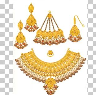 Jewellery Chain Earring Necklace Jewelry Design PNG