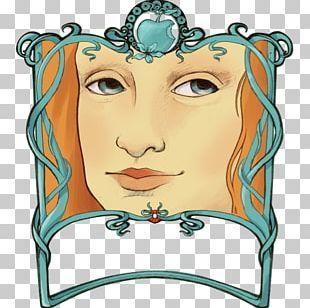 Head Art Illustration PNG