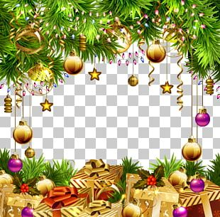 Christmas Tree Paper Christmas Ornament PNG