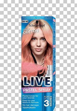 Hair Coloring Pastel Human Hair Color PNG