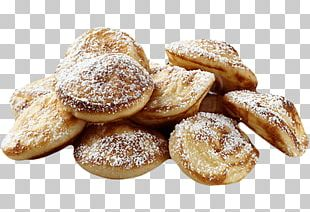 Mince Pie Ricciarelli Poffertjes Powdered Sugar Baking PNG