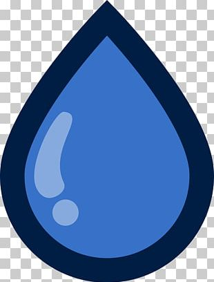 Tankless Water Heating Drop PNG