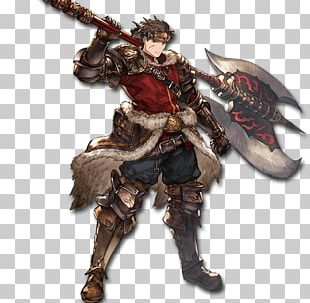 Granblue Fantasy Character Social-network Game PNG