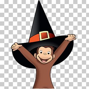 Curious George: A Halloween Boo Fest PBS KIDS Games PNG
