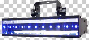 Light-emitting Diode Ultraviolet Blacklight LED Lamp PNG