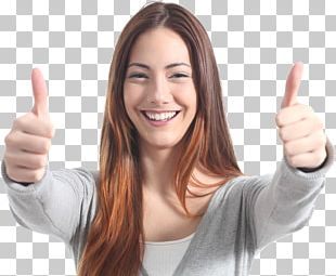 Smile Thumb Signal PNG