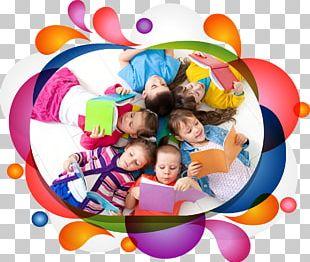 Reading School Child Teacher Book PNG