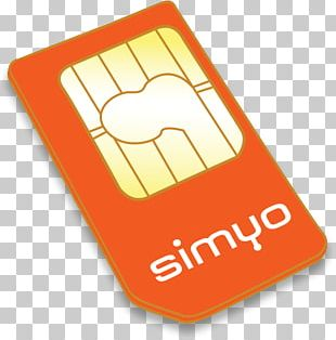 Simyo Subscriber Identity Module Mobile Telephony Telephone IPhone PNG