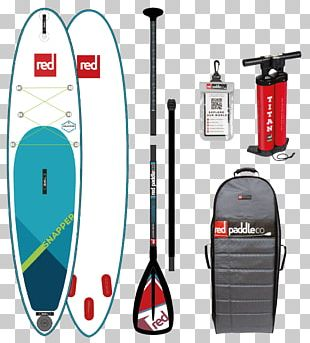 Standup Paddleboarding Inflatable I-SUP PNG
