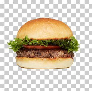 Cheeseburger Hamburger Buffalo Burger Slider Fast Food PNG