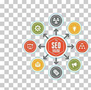 Digital Marketing Search Engine Optimization Marketing Strategy PNG
