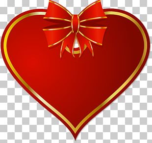 Heart Red PNG