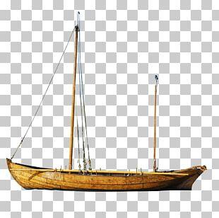 Sail Ship PNG