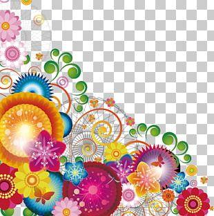 Color Decorative Pattern PNG