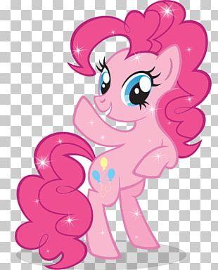 Pinkie Pie Pony Rarity Applejack Rainbow Dash PNG