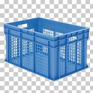 Intermodal Container Plastic Packaging And Labeling Box PNG