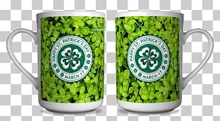 Mug Coffee Cup Saint Patrick's Day PNG
