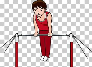 Artistic Gymnastics Uneven Bars Horizontal Bar PNG