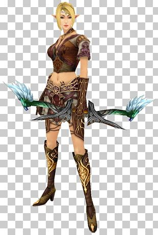 Last Chaos Knight Game Cuirass Body Armor PNG