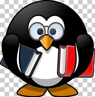 Penguin Reading Book Discussion Club PNG