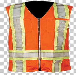 Gilets High-visibility Clothing Sleeve PNG