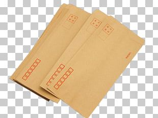 Kraft Paper Envelope Standard Paper Size Post Office PNG