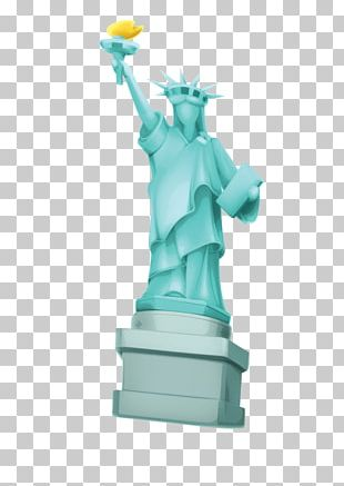 Statue Of Liberty Freedom Monument Illustration PNG