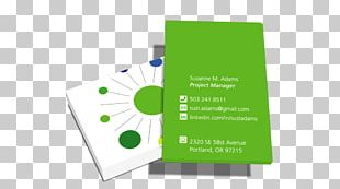 Business Card Design Business Cards Project Manager Visiting Card PNG