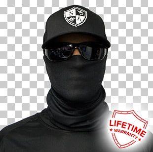 Face Shield Balaclava Mask Kerchief PNG