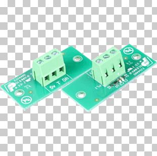 Microcontroller Sensor Electronics Sonde De Température Flame Detector PNG