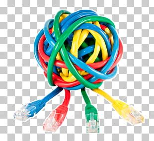 Network Cables Structured Cabling Electrical Cable Computer Network Stock Photography PNG