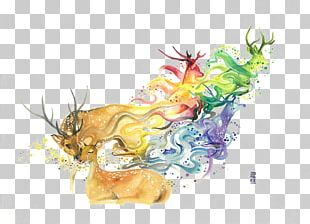 Watercolor: Animals Watercolor Painting Drawing Illustration PNG