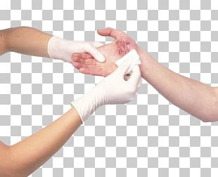 Wound Dressing Arm Bandage Cutting PNG