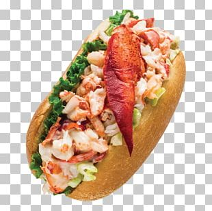 Lobster Roll French Fries T-shirt McDonald's Big Mac Fast Food PNG