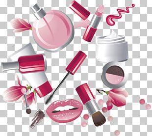 Cosmetics Lipstick Make-up Artist PNG