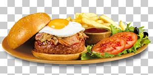 Breakfast Sandwich Cheeseburger Slider Hamburger Buffalo Burger PNG