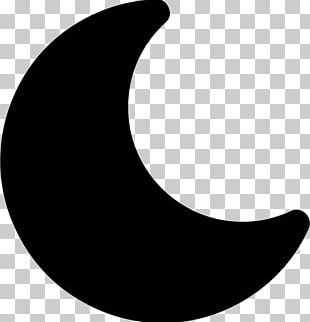 Computer Icons Moon Shape Arrow Lunar Phase PNG
