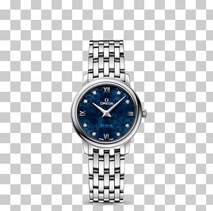 Omega SA Watch Omega Seamaster Quartz Clock Swiss Made PNG
