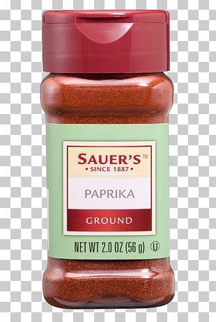 Chili Powder C F Sauer Foods C. F. Sauer Company Flavor Business PNG