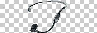 Microphone XLR Connector Shure Wireless Headphones PNG