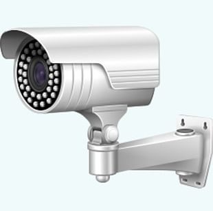 Closed-circuit Television Wireless Security Camera PNG
