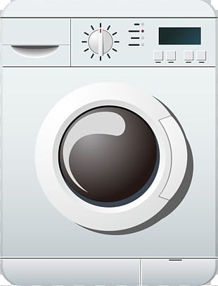 Clothes Dryer Washing Machine Laundry PNG